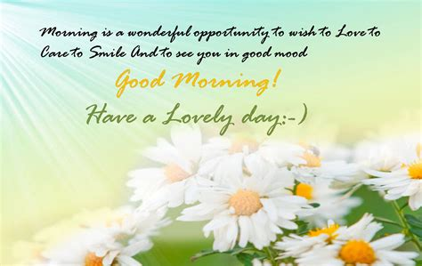 Good Morning  Happy Wishes