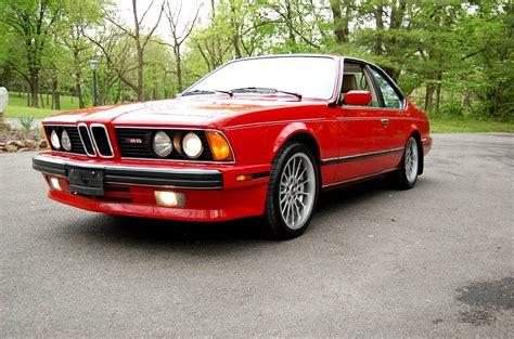 1988 Bmw M6 For Sale #1953139  Hemmings Motor News