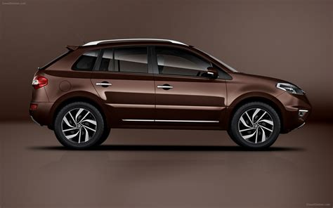 Renault Koleos Picture by Renault Koleos 2014 Widescreen Car Pictures 06 Of
