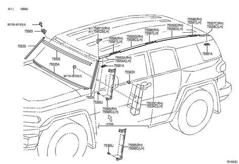 Toyotum 4runner Wiring Diagram Lifier by Fj Cruiser Wiring Schematic Wiring Source