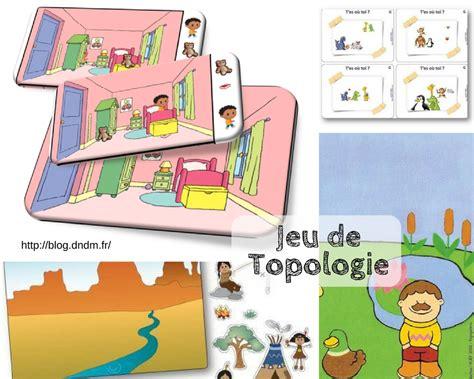 Activités Et Jeux De Topologie En Maternelle