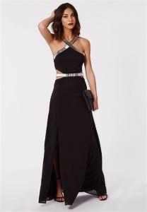 Black maxi dresses 1 13 dresscab for Black maxi dress for wedding