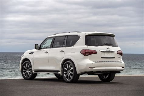 Infiniti Qx80 Picture by 2017 Infiniti Qx80 Signature Edition Picture 704715