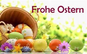 Frohe Ostern Bilder Kostenlos Herunterladen : 109 kostenlose osterkarten mit ostergr en und originelle bastelideen ~ Frokenaadalensverden.com Haus und Dekorationen