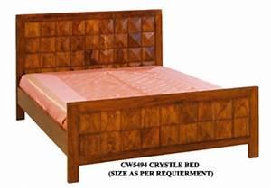 Designer Double Bed - Designer Double Bed Exporter