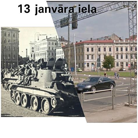 Kas izmainījies Rīgā pēdējo 100 gadu laikā? - Spoki