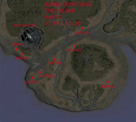 spawn ark island map alpha rate question