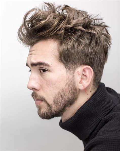 medium length haircuts for men 2018 update