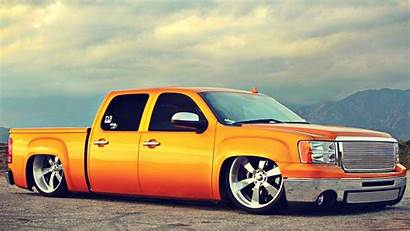 Cars Wallpapers Truck Custom Gmc Cool Modified