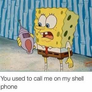 You Used to Call Me On My Phone Shell