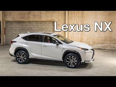 Mobil Lexus Nx by Lexus Nx Edisi Khusus Mobil 2015
