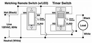 Levitron Light Switches 15amp Wiring Diagram
