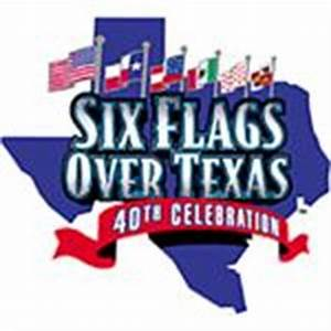 Six Flags Over Texas | Logopedia | Fandom powered by Wikia