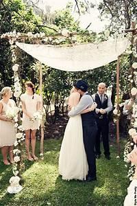 como hacer un arco de flores para boda paso a paso 7 With low key wedding ideas