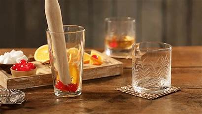 Cocktail Classic Fashioned Muddle