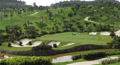 palm gardens golf course palm garden golf club kuala lumpur golf course in malaysia