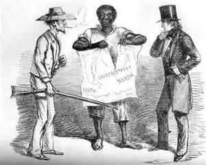 American Civil War Political Cartoons
