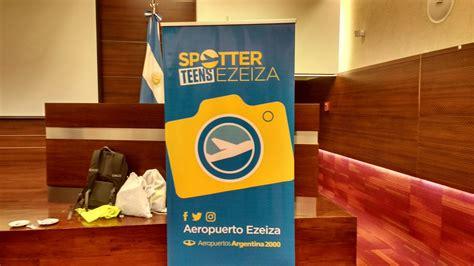 Spotter Teens Ezeiza 2018 Imperdible Fotos Videos