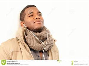 Listening To Music Royalty Free Stock Photography - Image ...