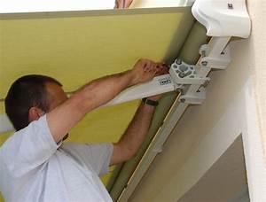 Changer Toile Store Banne : installation et pose de store exterieur installation ~ Dailycaller-alerts.com Idées de Décoration