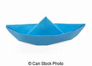 Origami Bateau à Voile : bateau papier bleu voile voilier eau papier origami ~ Dode.kayakingforconservation.com Idées de Décoration
