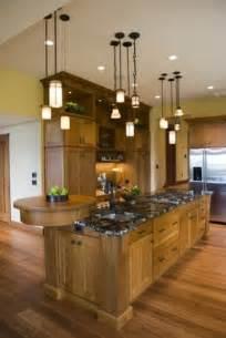 island style kitchen design 64 unique kitchen island designs digsdigs