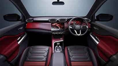 Magnite Nissan Interior Brezza Vitara Suzuki Officially