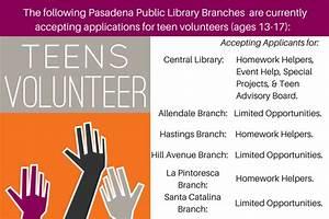 Teens – Pasadena Public Library