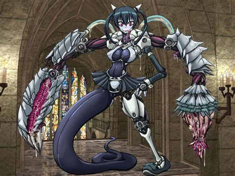 Monster Girl Quest Insect