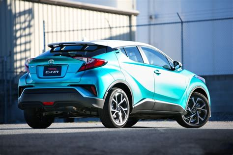 2019 Toyota Chr Order Guide Reveals $20,945 Starting