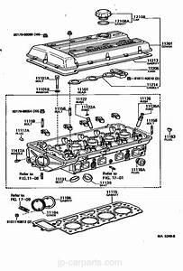 Kp Gasket  Toyota 2tg Full Set Gasket