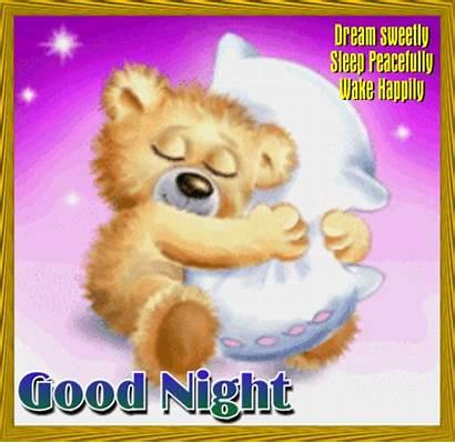 Night Sleep Peacefully Dream Dreams Sweet Sweetly