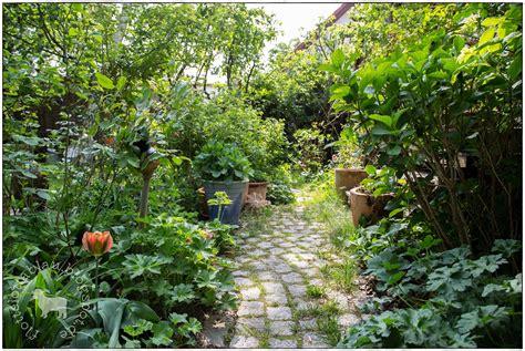 ( Wilder ) Garten Am 1 Mai  Heute Macht Der Himmel Blau