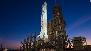 SpaceX launches and lands another rocket - Feb. 19, 2017