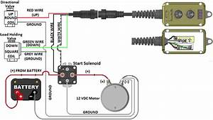 Dump Trailer Hydraulic Pump Wiring Diagram  Parts  Wiring