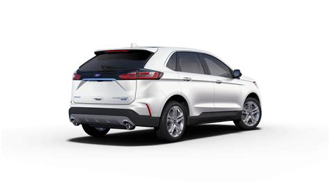 Quakertown Ford by New 2019 Ford Edge Titanium Awd For Sale In Quakertown Pa