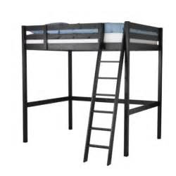 stora loft bedframe from ikea space saving beds 10