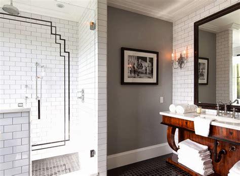 art deco drama   bathroom kitchen bath trends