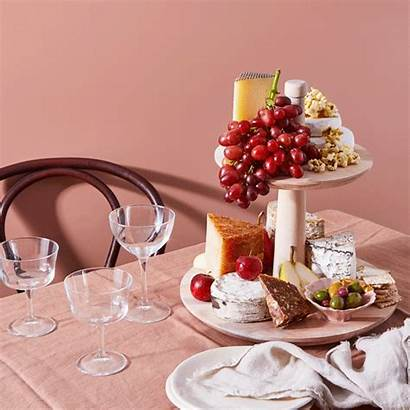 Lazy Susan Tiered Wooden Food52 Julia