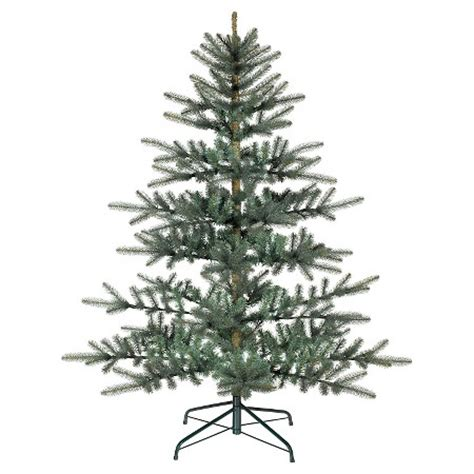 Unlit Artificial Christmas Trees Target by 5ft Unlit Artificial Christmas Tree Balsam Fir Target