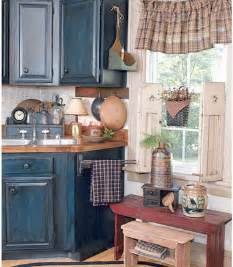 Primitive Kitchen Decorating Ideas by Country Primitives Home Decor Decorating Ideas