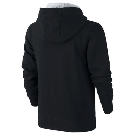 Hoodie Zipper Sweater Logo Nike nike sb logo fleece hoodie children boys sweatshirt