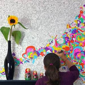 22 Colorful Kids Rooms, Modern Wallpaper for Kids Room ...