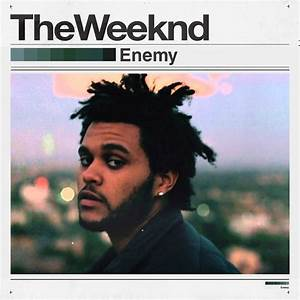 Trilogy style cover artwork for unreleased songs : TheWeeknd