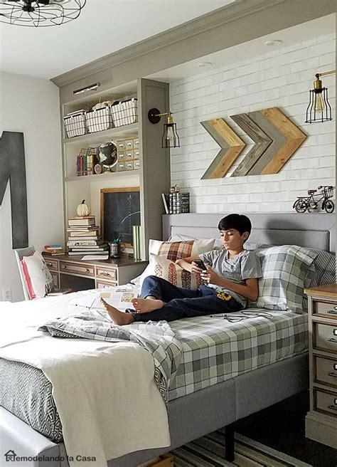 teen boy bedroom fall decor decorate kids rooms
