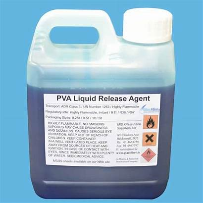 Pva Release Agent Liquid 1lt Glassfibre Ie