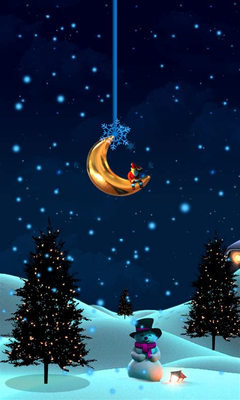Christmas Live Wallpaper Android Wallpapers9