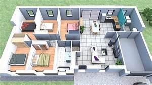 Cr U00e9er Maison 3d