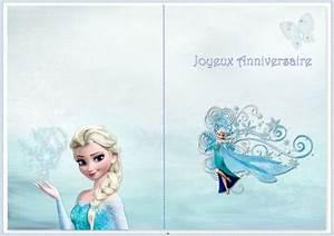 Joyeux Anniversaire Reine Des Neiges : reine des neiges ~ Melissatoandfro.com Idées de Décoration