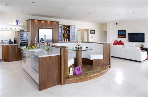 kitchen island booth ideas designing a kitchen nook